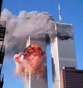 фотографии 11 сентября 2001